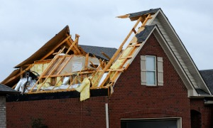 Limestone Tornado Damage